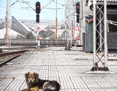 Hauptbahnhof Skopje / Kenzo Tange
