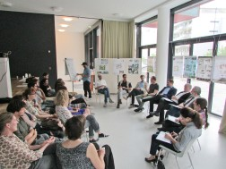 'Best of' Präsentation vor VerterterInnen der Gemeinde Wien