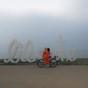 In Batumi möchte man auch frei sein.
